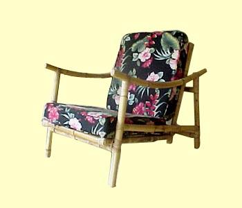 Tropical Shop Hawaii Chair and Cushion