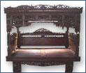 Antique Lina Bed